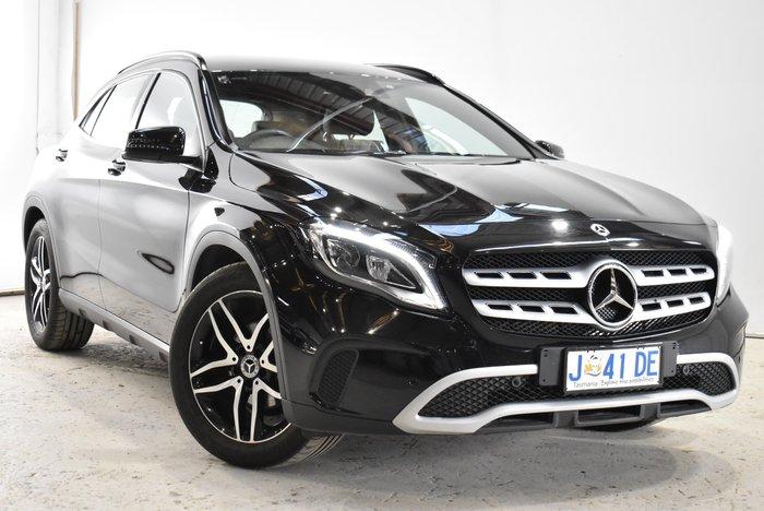 2019 Mercedes-Benz GLA-Class GLA180 X156 Black