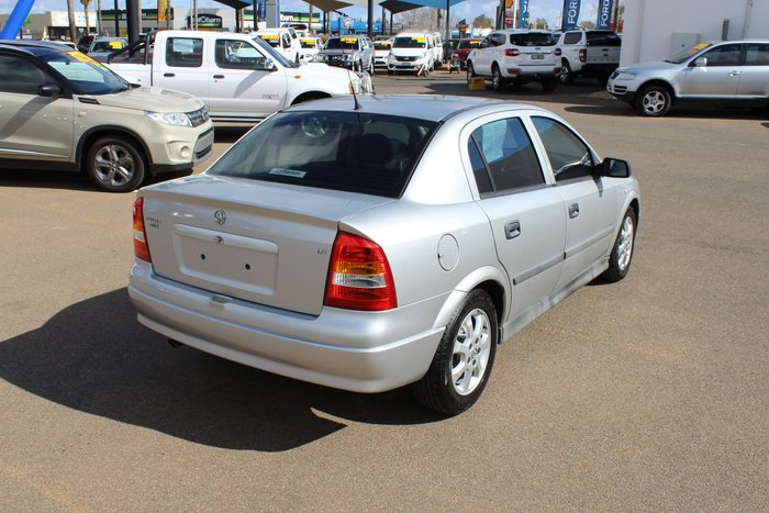 2005 Holden Astra Classic TS MY05 null