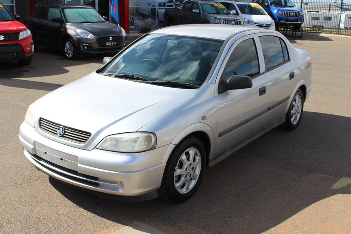 2005 Holden Astra Classic TS MY05