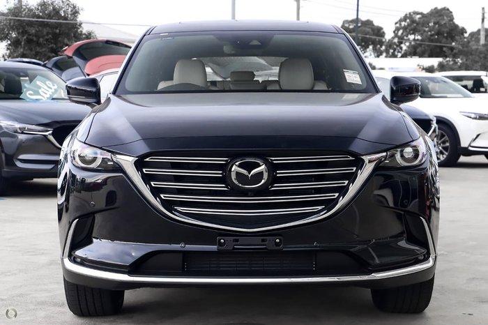 2020 Mazda CX-9 Azami TC 4X4 On Demand Black