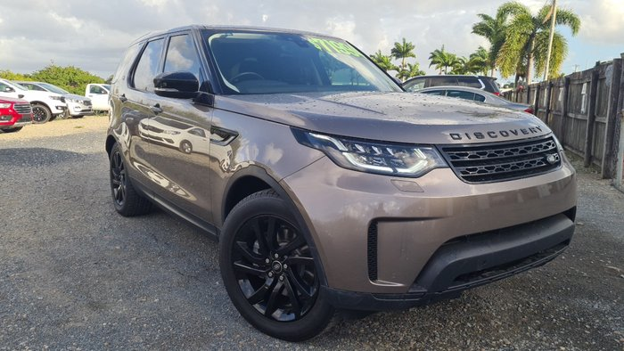 2017 Land Rover Discovery SD4 SE Series 5 MY18 4X4 Dual Range BRONZE