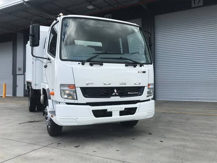 2020 FUSO FIGHTER 1124 null null White