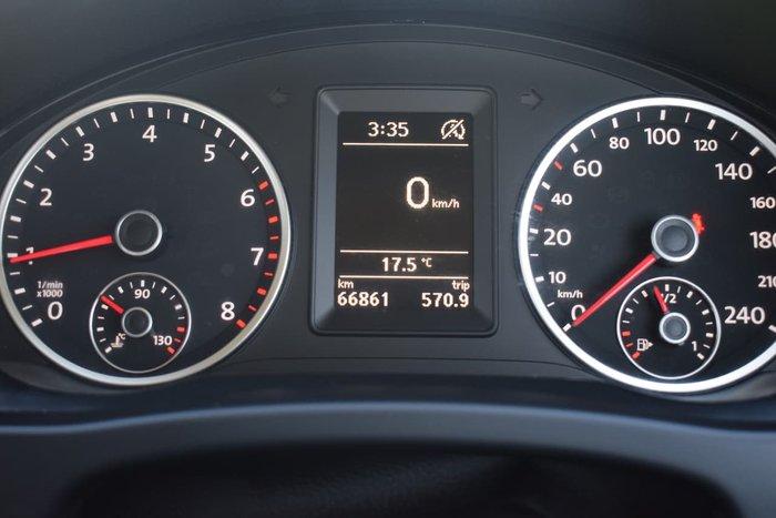 2014 Volkswagen Tiguan 118TSI 5N MY15 White