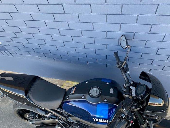 2019 YAMAHA XSR900 (MTM850A) null null Blue