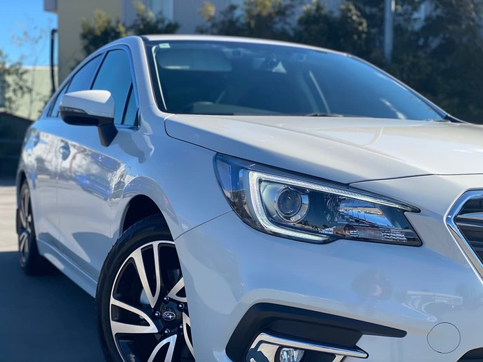 2019 Subaru Liberty 2.5i 6GEN MY19 Four Wheel Drive White