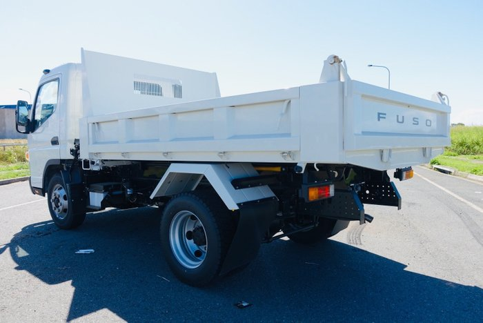 2020 Fuso Canter 815 Factory Tipper White