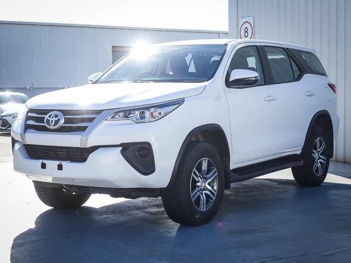 2018 Toyota Fortuner GX GUN156R 4X4 Dual Range White