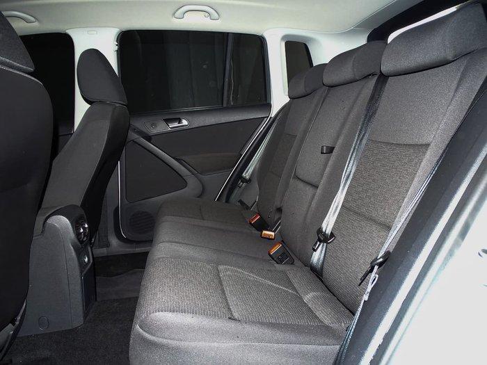 2015 Volkswagen Tiguan 118TSI 5N MY16 Silver