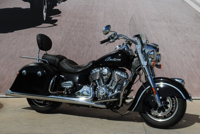 2016 Indian SPRINGFIELD