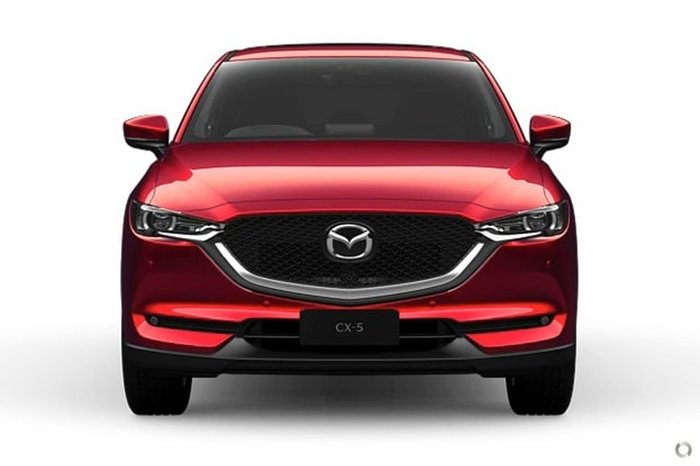 2020 Mazda CX-5 Akera KF Series 4X4 On Demand Soul Red Crystal