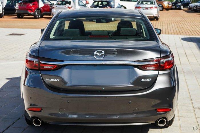 2020 Mazda 6 Sport GL Series Grey