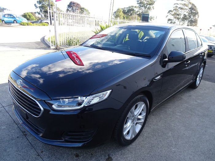 2016 Ford Falcon FG X Black