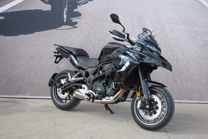 2020 Benelli TRK 502 (ABS) Blue