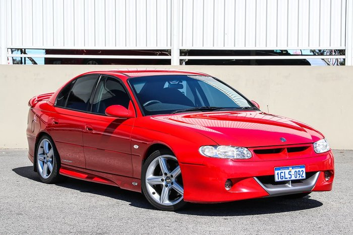 1999 HOLDEN SPECIAL VEHICLE CLUBSPORT