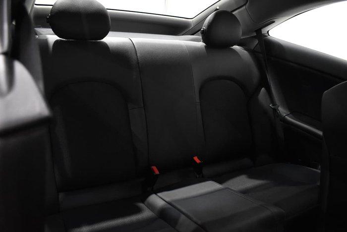 2009 Mercedes-Benz CLC-Class CLC200 Kompressor CL203 Black