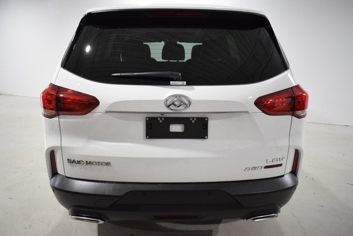 2020 LDV D90 Executive SV9A 4X4 Dual Range White