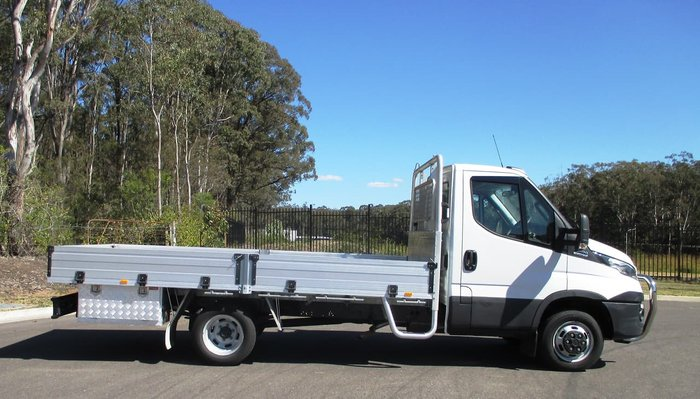 2017 IVECO 45C17 null null White