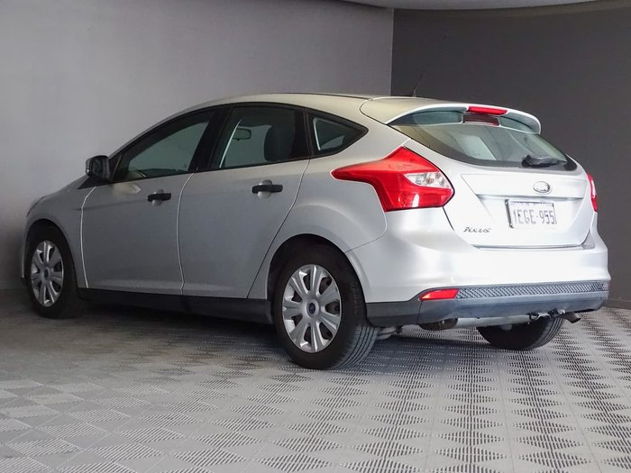 2011 Ford Focus Ambiente LW Silver