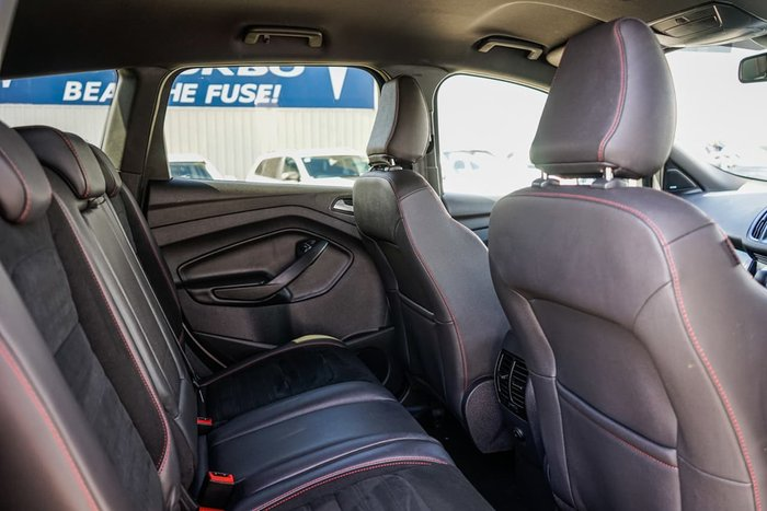 2018 Ford Escape ST-Line ZG MY18.75 4X4 On Demand White