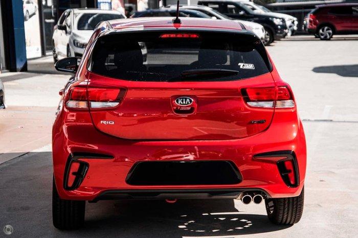 2020 Kia Rio GT-Line YB MY21 Red