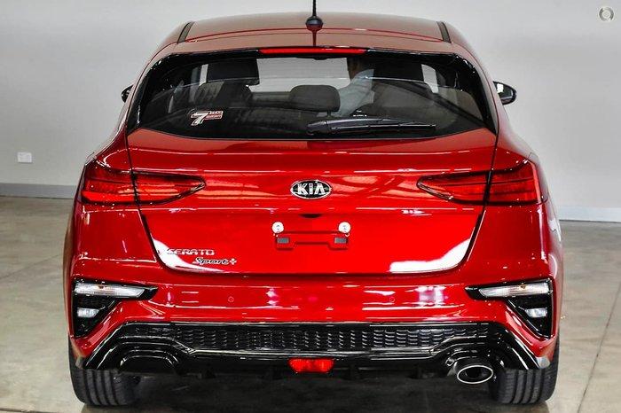 2020 Kia Cerato Sport BD MY20 Red