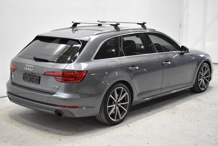 2016 Audi A4 sport B9 MY17 Four Wheel Drive Grey