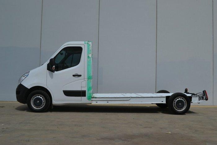 2018 Renault Master X62 MINERAL WHITE