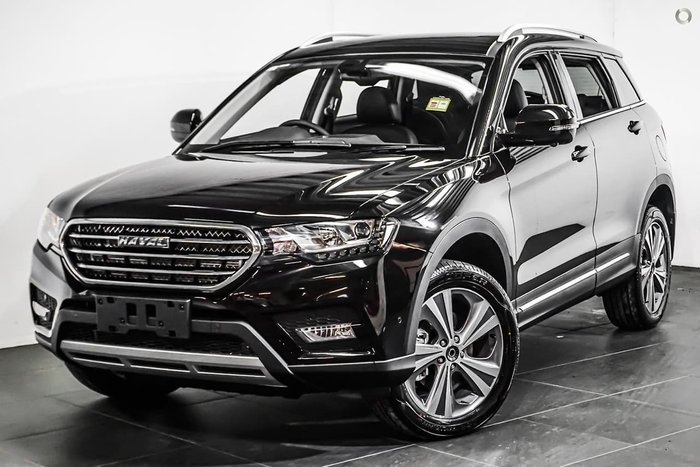 2020 Haval H6 LUX (No Series) Black