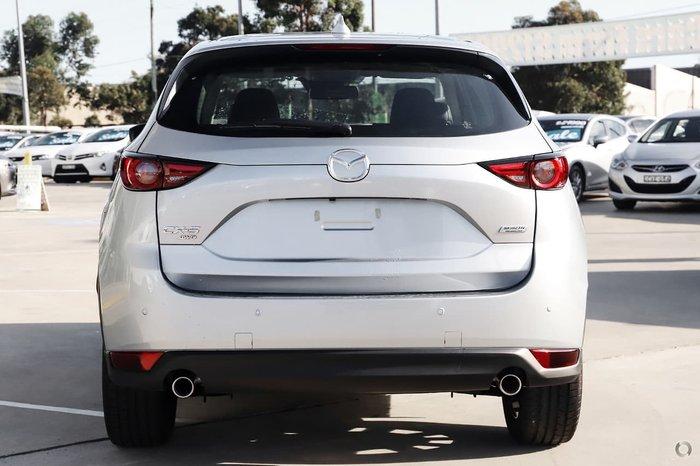 2020 Mazda CX-5 GT KF Series 4X4 On Demand Silver