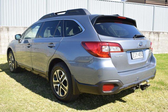 2018 Subaru Outback 2.0D 5GEN MY18 Four Wheel Drive Grey