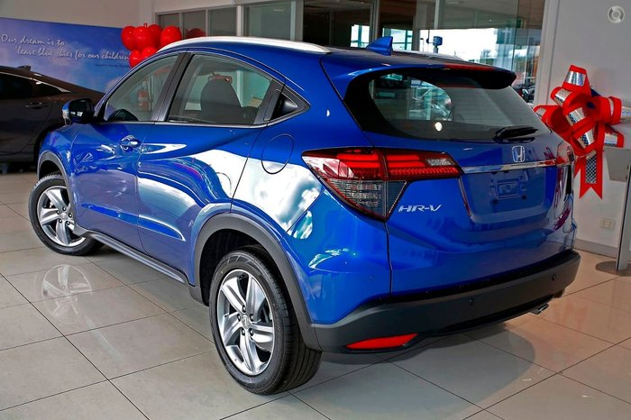 2020 Honda HR-V VTi-S MY21 Blue