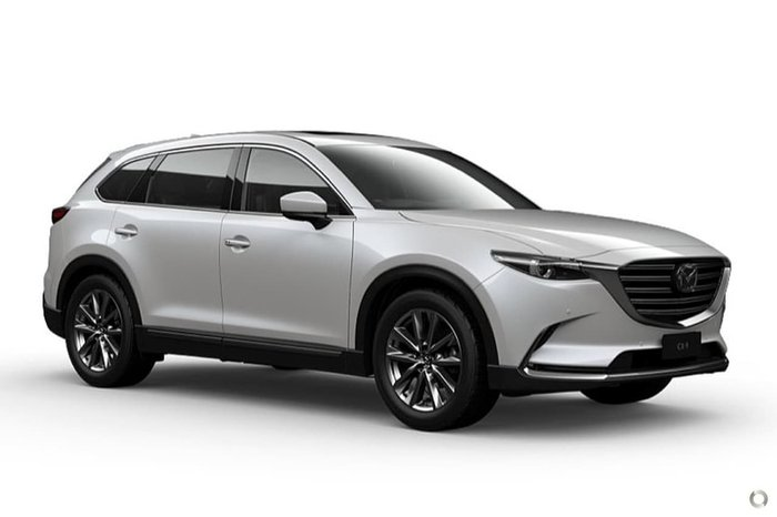 2020 Mazda CX-9 Azami TC 4X4 On Demand Snowflake White Pearl