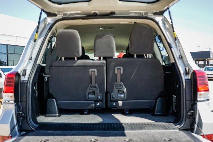 2015 Toyota Landcruiser GXL URJ202R 4X4 Dual Range Silver