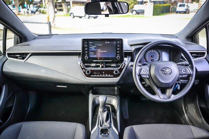 2018 Toyota Corolla Ascent Sport ZRE182R White