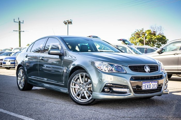 2014 Holden Commodore SS V Redline VF MY14 Grey