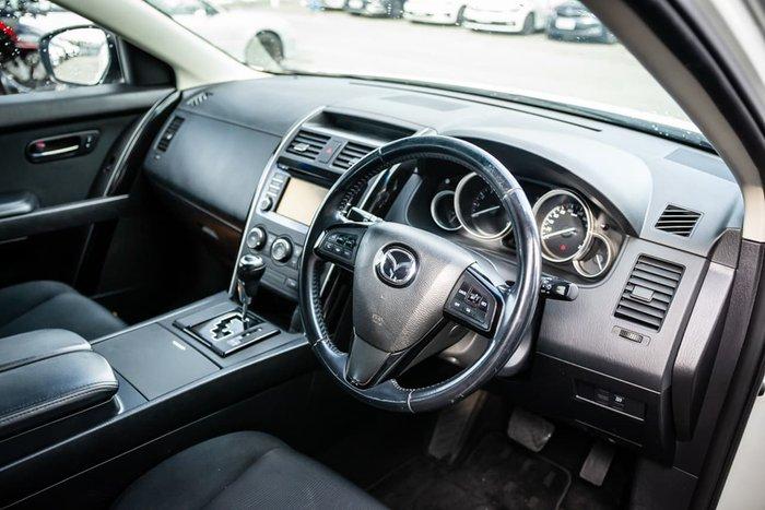 2015 Mazda CX-9 Classic TB Series 5 White