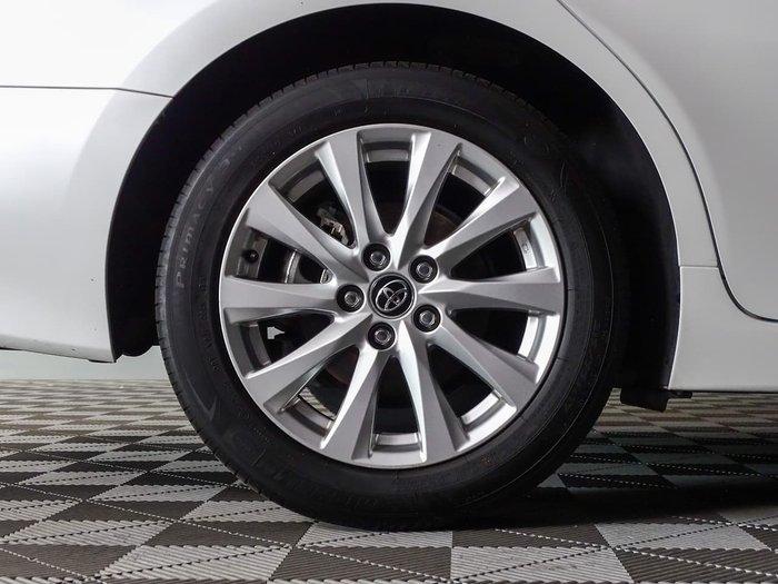2019 Toyota Camry Ascent ASV70R White