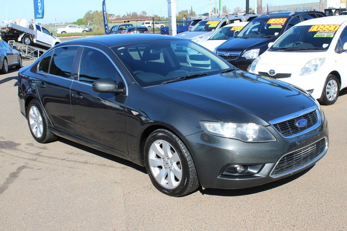2008 Ford Falcon G6 FG Grey