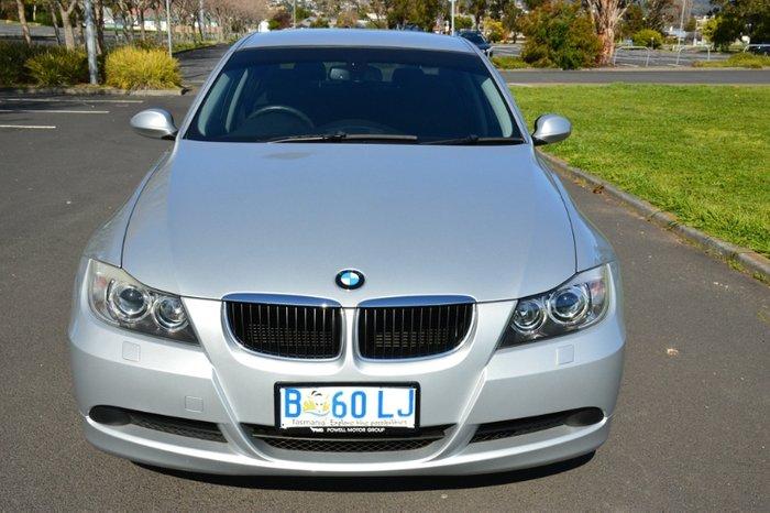 2008 BMW 3 Series 320i Executive E90 MY08 SILVER
