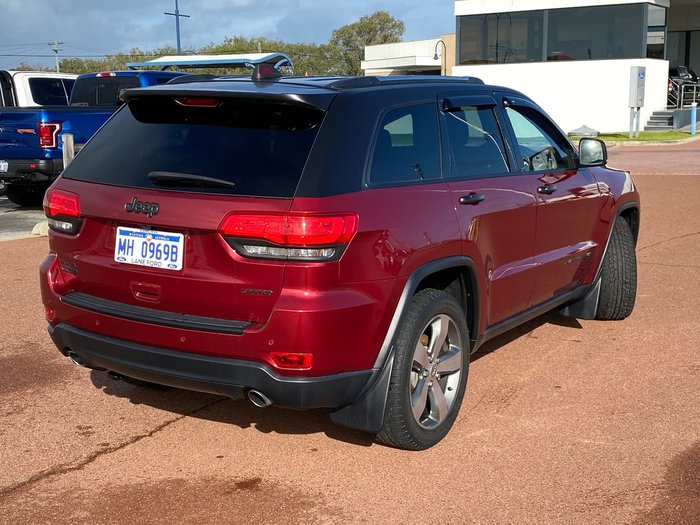 2013 Jeep Grand Cherokee Limited WK MY14 4X4 Constant