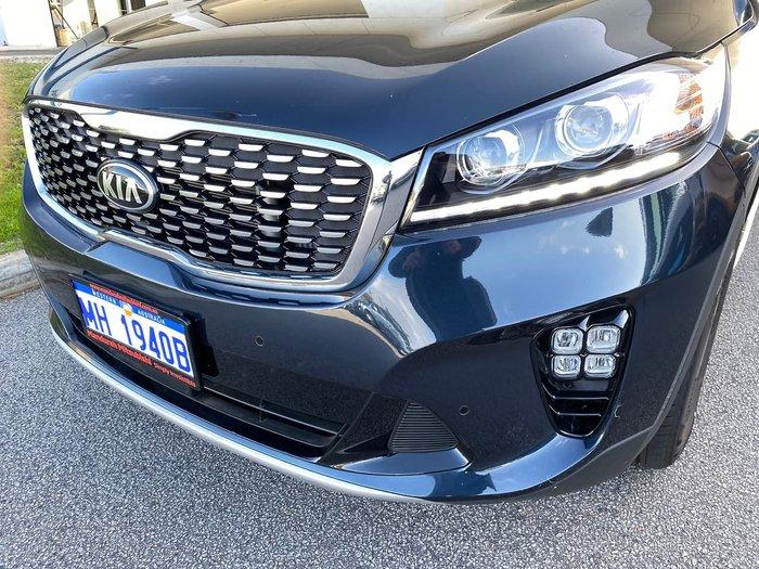 2018 Kia Sorento AO Edition UM MY19 4X4 On Demand Blue
