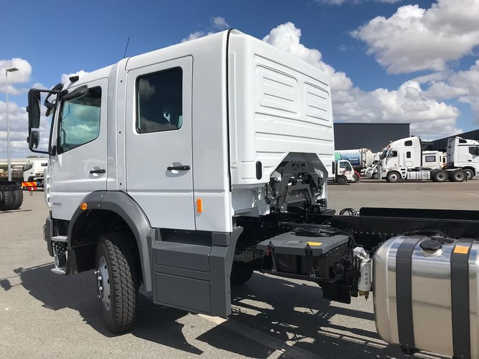 2020 MERCEDES-BENZ ATEGO 1630AK null null null