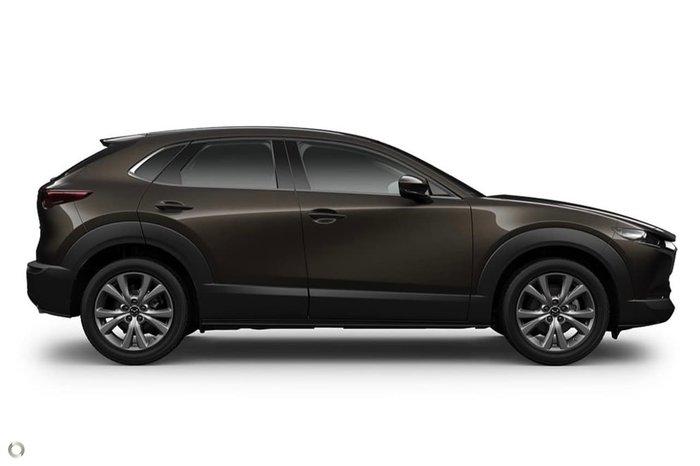 2020 Mazda CX-30 G25 Touring DM Series Bronze