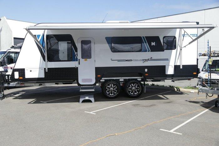 2016 Avida Avida Caravan CV7236 BB3 Emera