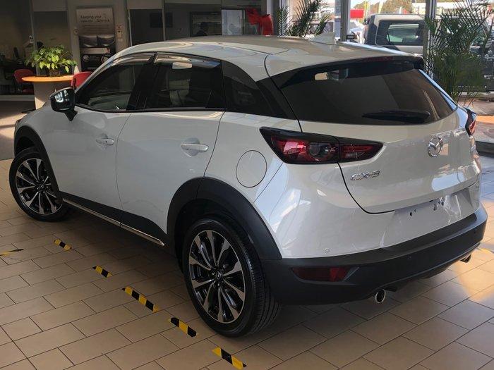 2018 Mazda CX-3 Akari LE DK White