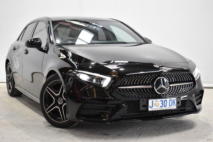 2019 Mercedes-Benz A-Class A180 W177 Black