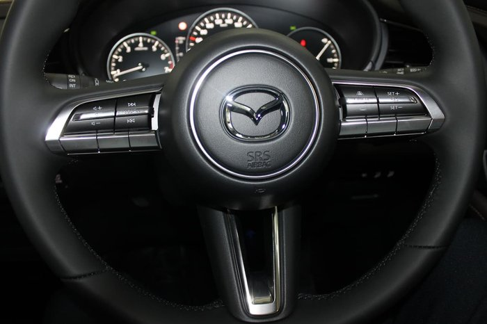 2020 Mazda CX-30 G25 Touring DM Series White