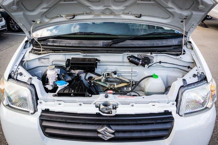 2014 Suzuki APV (No Series) White