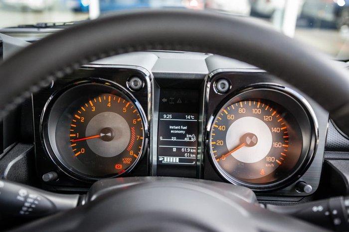 2020 Suzuki Jimny GJ 4X4 Dual Range Blue