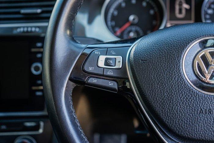 2018 Volkswagen Golf 110TSI Comfortline 7.5 MY18 Blue